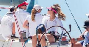 Glamour Super Sunday - Festival of Sails 2017 © Steb Fisher