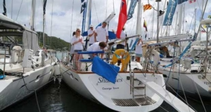 Shanties Christening - 2017-19 Oyster World Ral © Tim Wright / Photoaction.com http://www.photoaction.com