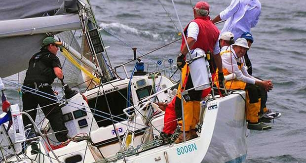Occasional Coarse Language One - 2017 Club Marine Pittwater to Southport Yacht Race © Bob Fowler