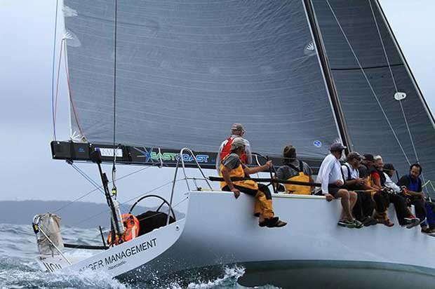 Anger Management - Club Marine Pittwater to Southport Yacht Race © Stephen Collopy