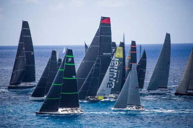 A record fleet is expected for the 9th edition of the RORC Caribbean 600 starting in Antigua on 20th February 2017 © RORC / ELWJ Photography