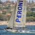 Peroni chipped away at the leaders to take third - WC 'Trappy' Duncan Trophy © Michael Chittenden