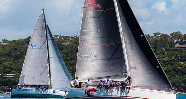 Nine Dragons - CYCA Port Hacking Race © Andrea Francolini Photography http://www.afrancolini.com/