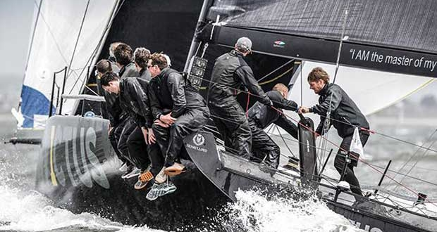 Henri Lloyd join forces with FAST40+ Class © Paul Wyeth