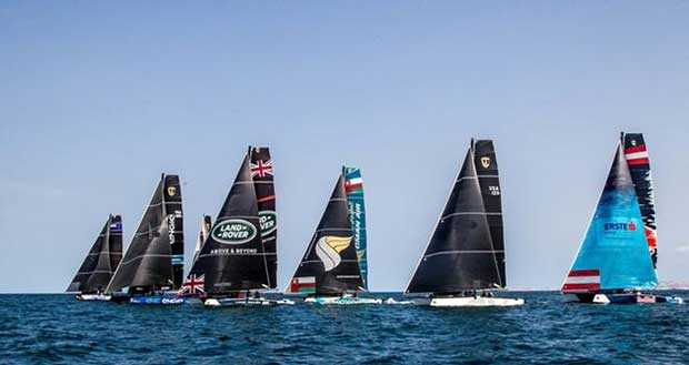 This Championship will see the biggest ever turn out of GC32s - GC32 Championship © Jesus Renedo / GC32 Championship Oman
