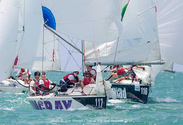Top of the Gulf Regatta 2016 © Guy Nowell/Top of the Gulf