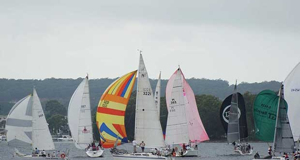Heaven Can Wait Charity Sailing Regatta.