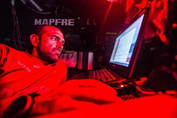 Spain's Xabi Fernández to skipper MAPFRE in Volvo Ocean Race