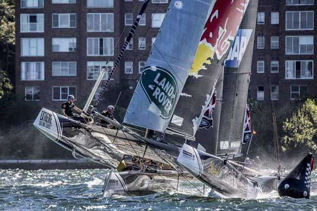 Red Bull Sailing Team annnounces 2017 Extreme Sailing Series™ entry © Dean Treml For Red Bull Content Pool