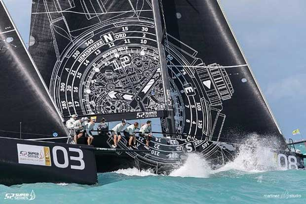 Day 3 - 52 Super Series – Miami Royal Cup © Nico Martinez/ Martinez Studio
