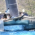 The BVI Spring Regatta welcomes the Gunboat fleet to this year's regatta - Gunboat 60, Flow © Ingrid Abery