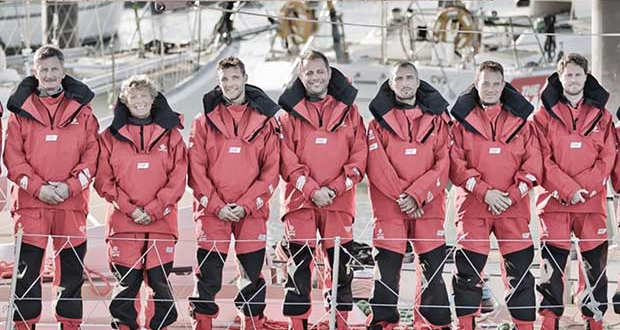 Dynamic Dozen - Clipper 2017-18 Race skippers Clipper Round The World Yacht Race http://www.clipperroundtheworld.com