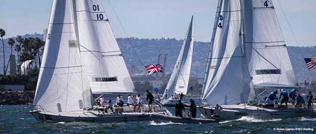 Day 1 – Congressional Cup © Brian Carlin / EWII Racing