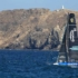 Team ENGIE leaves Oman in 6th place at the Extreme Sailing Series © Swathik Rushend