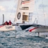 Groupama Team France AC50 first sail in Bermuda © Eloi Stichelbaut