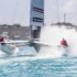 America's Cup - Practising in Bermuda's Great Sound - April 20 - Video
