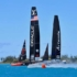 Artemis Racing beat Oracle Team USA four times in Practice Session 3 April 10-12, 2017 © Artemis Racing