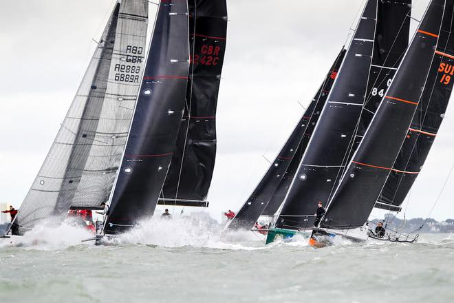 The second event in a busy FAST40+ season will be the FAST40+ Spring Regatta. Paul Wyeth