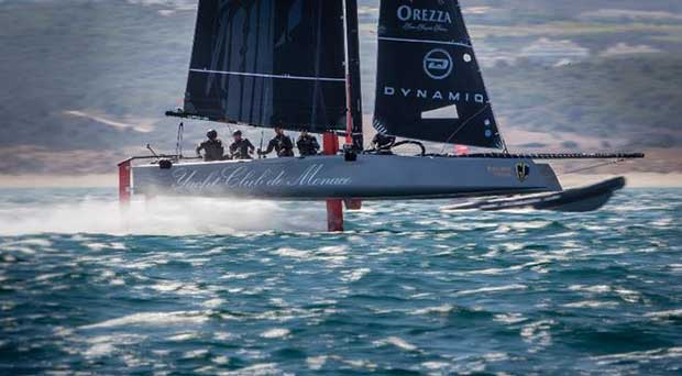 Marina di Villasimius © GC32 Racing Tour