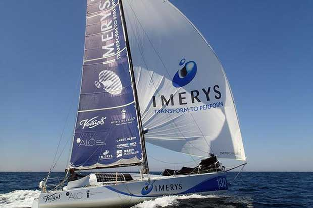Phil Sharp to kick off Class 40 Championship with Grand Prix Guyader © Lorient Grand Large