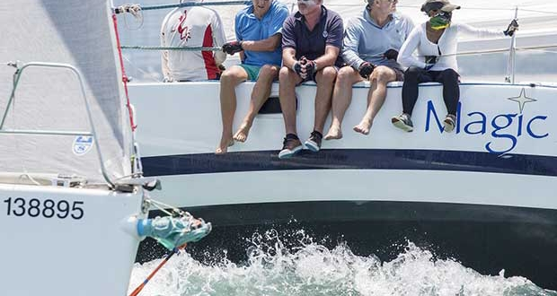 Top of the Gulf Regatta set to welcome 3000th entry