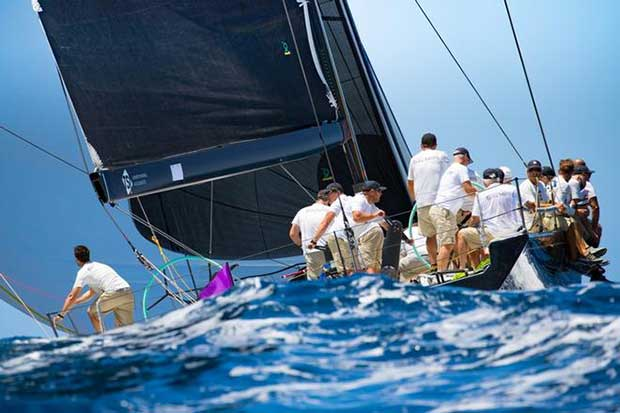 Day 1 – Les Voiles de St. Barth Jouany Christophe