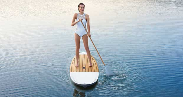 McLellan Jacobs will incorporate similar styling from its bespoke kayak to a paddleboard coming this year.