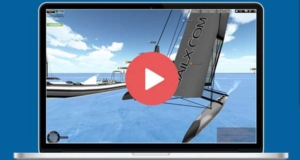 Virtual Sailing World