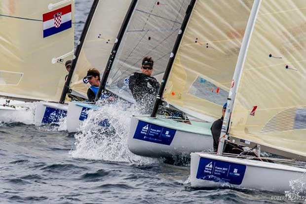 Sailing World Cup Hyères © Robert Deaves