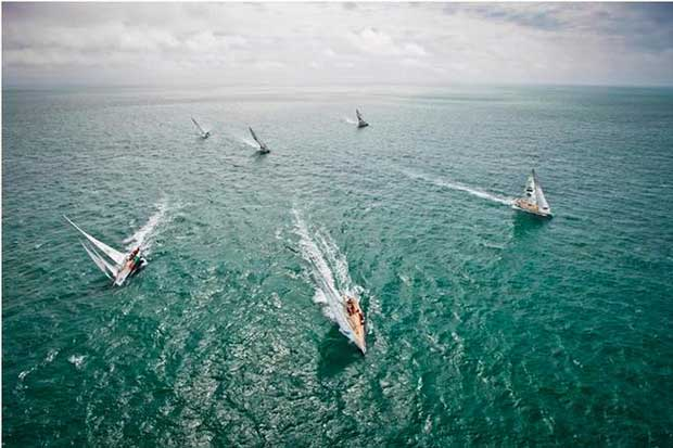 The Clipper Round the World Yacht Race Clipper Ventures