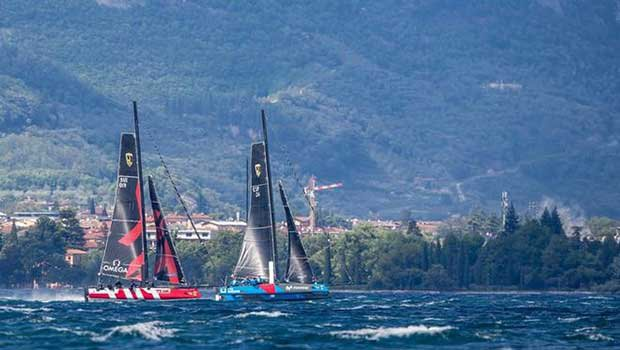 Team Tilt and I'M Racing movistar training – GC32 Racing Tour Jesus Renedo / GC32 Racing Tour