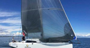 Able to get along, even in light breezes.... - Jeanneau Sun Fast 3600 38 South Boat Sales