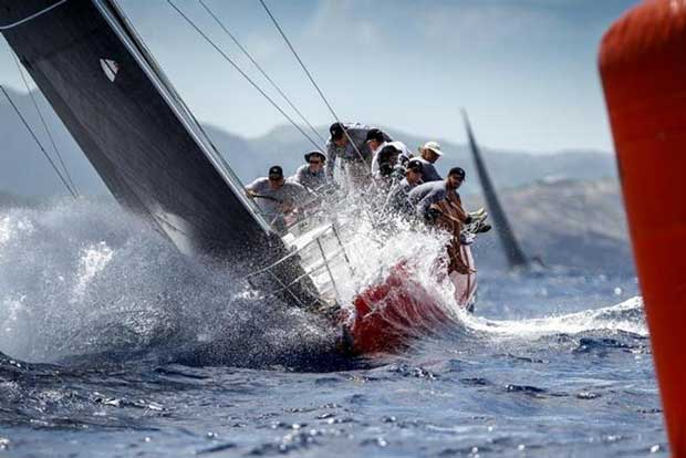 Undefeated in CSA5, Ross Applebey's Scarlet Oyster - Antigua Sailing Week 2017 © Paul Wyeth / pwpictures.com http://www.pwpictures.com