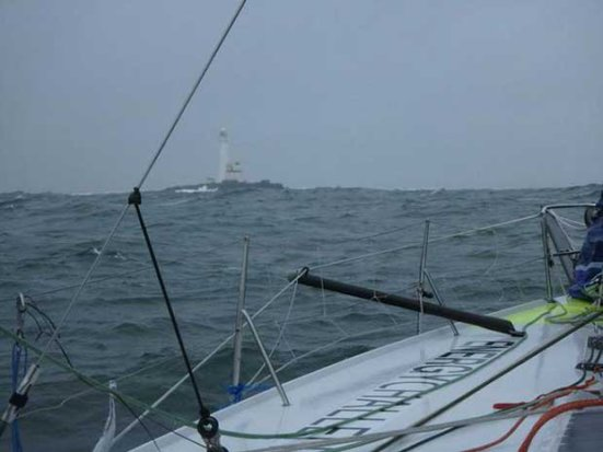 Normandy Channel Race – Class 40 Imerys takes control Phil Sharp Racing http://www.philsharpracing.com/