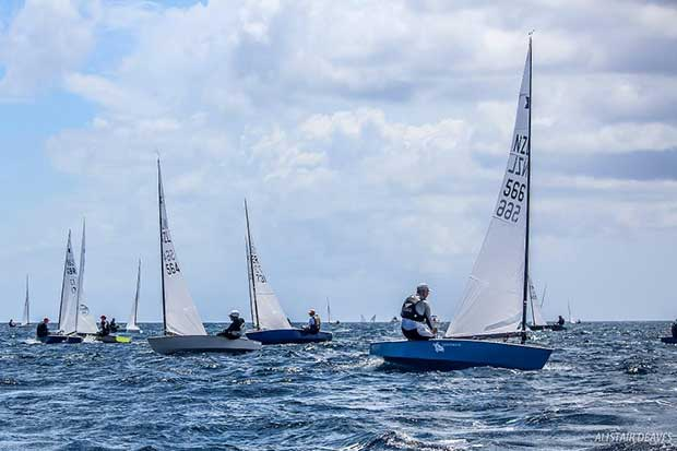 Day 2 - OK Dinghy World Championships © Robert Deaves