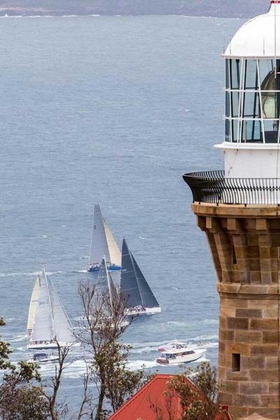 The fleet heading from Barrenjoey Headland. © Andrea Francolini https://www.facebook.com/AndreaFrancoliniPhotography/