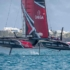 27 years after Steinlager 2 won the Whitbread Round the World Race with Southern Spars, Emirates Team New Zealand''s AC50, also built by Southern Spars gets an early work out in Bermuda Hamish Hooper/Emirates Team NZ http://www.etnzblog.com