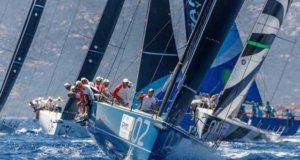 Audi Sailing Week - 52 Super Series – It's a difficult day for Azzurra Nico Martinez/ Martinez Studio