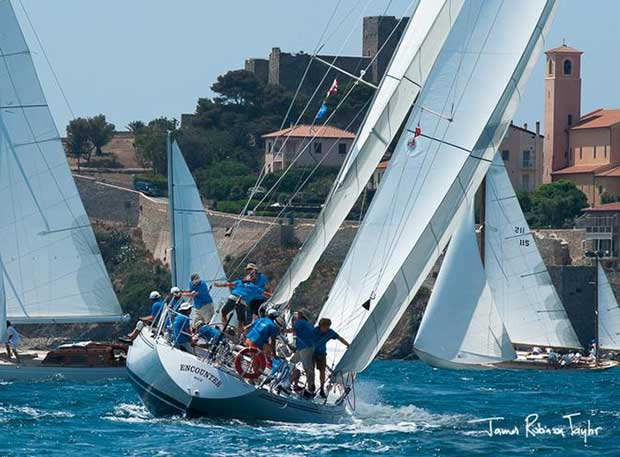 Day 1 – Argentario Sailing Week and Panerai Classic Yacht Challenge © James Robinson Taylor