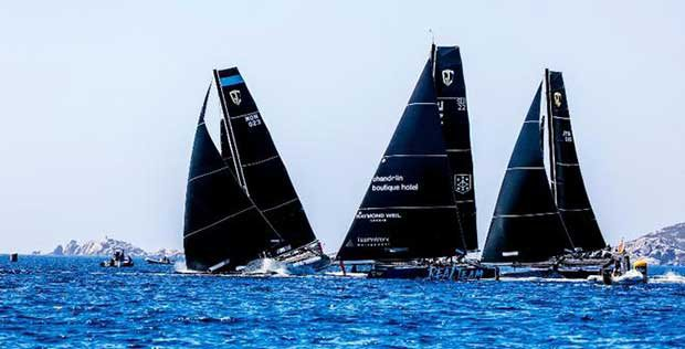 GC32 Villasimius Cup – GC32 Racing Tour © Jesus Renedo / GC32 Racing Tour