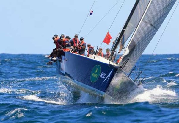 Promoting big boat sailing in China, Shanghai-based Noahs Sailing Club will compete in the chartered First 47.7 EH01 – Rolex Fastnet Race RORC
