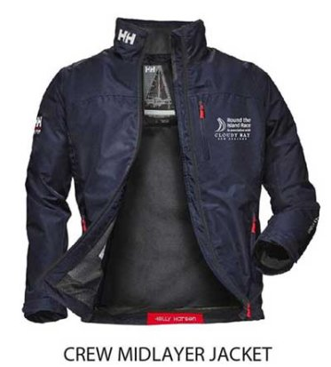 Official Clothing Supplier © Round the Island Race http://www.roundtheisland.org.uk