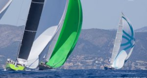 Superyacht Cup ends
