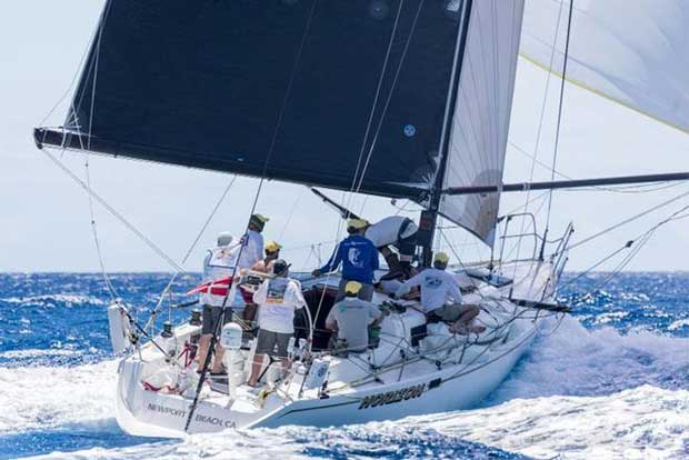 Horizon lives up to its name once again in Division 3 - 2017 Transpac © Lauren Easley http://leialohacreative.com