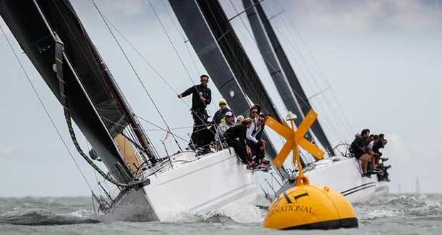 The Joseph Perrier July Regatta is the third in the Royal Southern Yacht Club Summer Series. © Paul Wyeth / RSrnYC