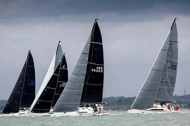 The Joseph Perrier July Regatta is the third in the Royal Southern Yacht Club Summer Series, featuring two days of racing in the Solent. © Paul Wyeth / RSrnYC