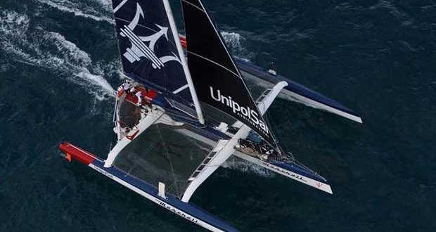 MaseratiMulti70 narrows gap to leaders in final stage of Transpac Race © Tim Wright / Photoaction.com http://www.photoaction.com