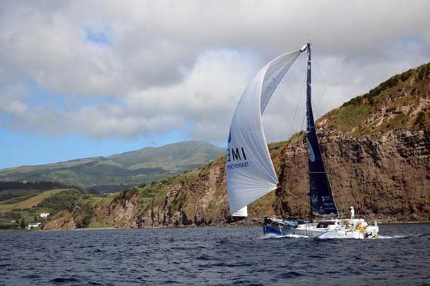 Second in the race to Azores © Phil Sharp Racing