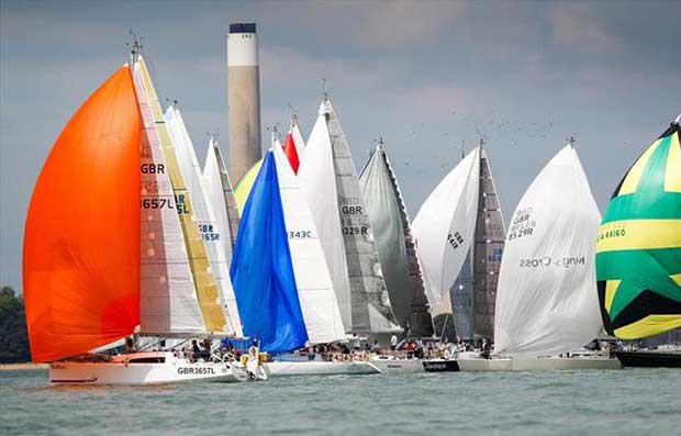 The 2017 RORC Season's Points Championship, the world's largest participation offshore racing series. © Paul Wyeth