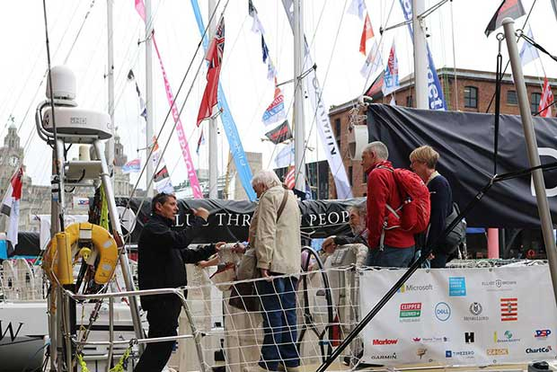2017-18 Clipper Round the World Yacht Race © Clipper Round The World Yacht Race http://www.clipperroundtheworld.com